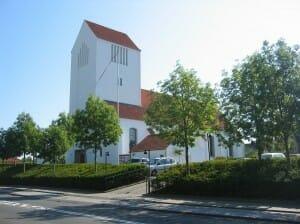 Dyssegaards Kirken kistepynt