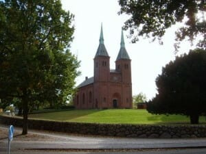 ordrup kirke rustvogn